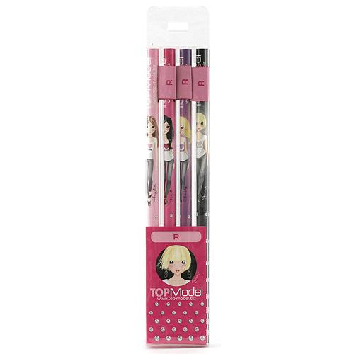 Tužky Top Model Tužky s vlaječkou R, Top Model