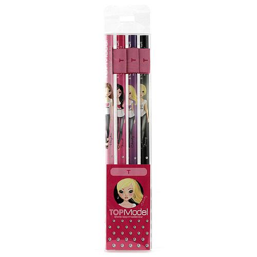 Tužky Top Model Tužky s vlaječkou T, Top Model