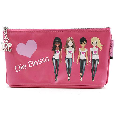 Školní penál taštička Top Model ASST Die Beste, Top Model