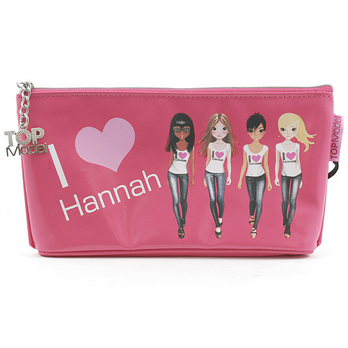 Školní penál taštička Top Model Hannah, Top Model