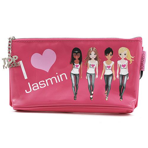 Školní penál taštička Top Model Jasmin, Top Model