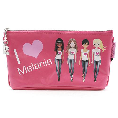 Školní penál taštička Top Model Melanie, Top Model