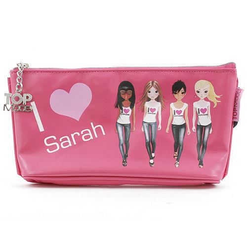 Školní penál taštička Top Model ASST Sarah, Top Model