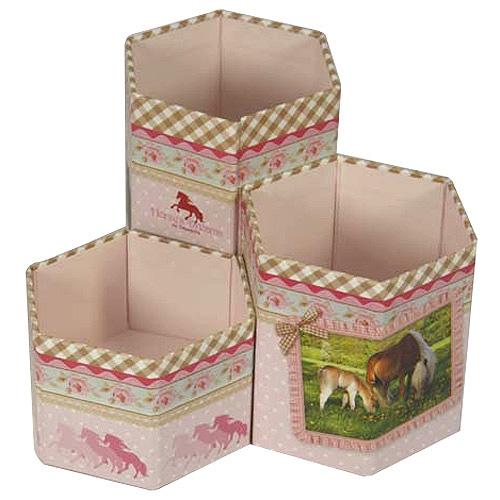 Stojánek na tužky Horses Dreams Stojánek na tužky v krabičce, Horses Dreams