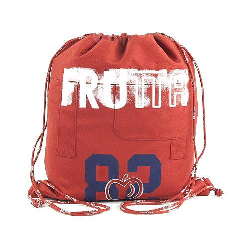 Sportovní vak Frutta Sportovní vak 82 červená