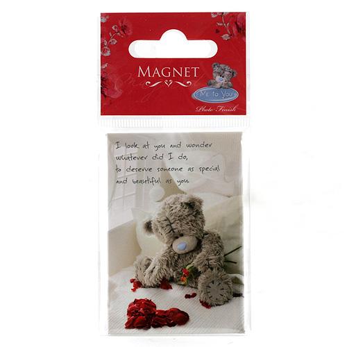 Magnet Me to You Magnet srdce z růží
