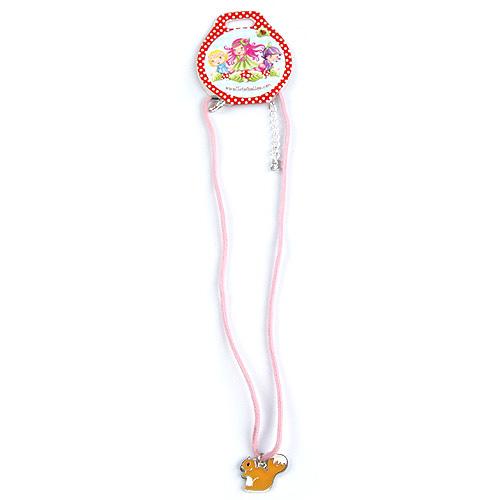 Náhrdelník Trixibelles s přívěškem růžová, 038354