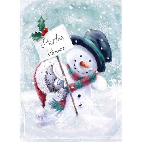 Blahopřání  Me to You Štasné Vánoce