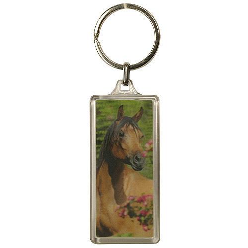 Klíčenka 3D Horses Dreams hnědý kůň