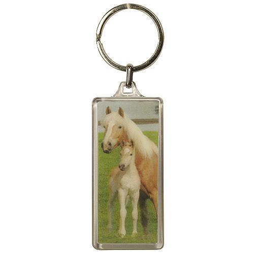 Klíčenka 3D Horses Dreams kobyla a hříbě