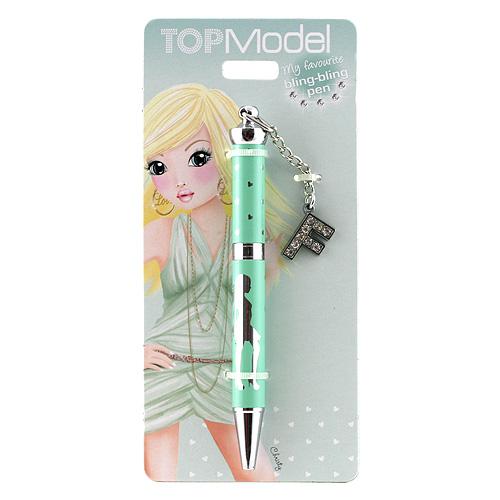 Kuličkové pero Top Model ASST Kuličkové pero s písmenkem, F