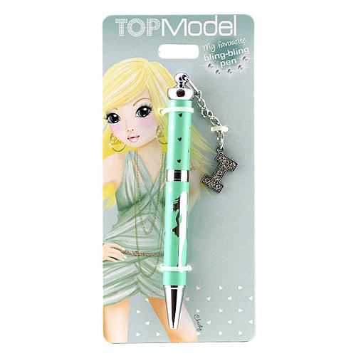 Kuličkové pero Top Model ASST Kuličkové pero s písmenkem, I