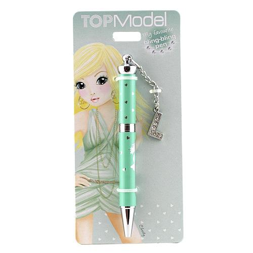 Kuličkové pero Top Model Kuličkové pero s písmenkem, L