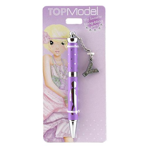 Kuličkové pero Top Model ASST Kuličkové pero s písmenkem, Y
