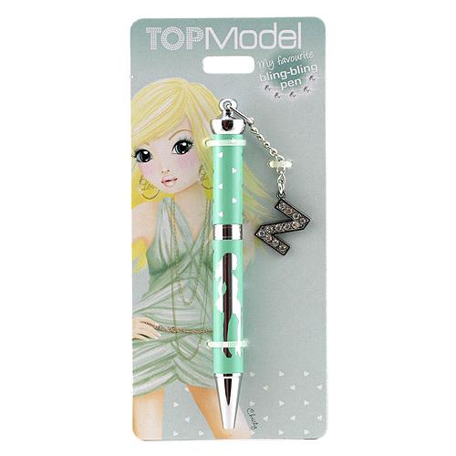 Kuličkové pero Top Model ASST Kuličkové pero s písmenkem, Z