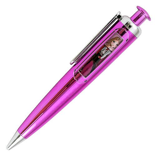 Kuličkové pero Top Model modelky růžová