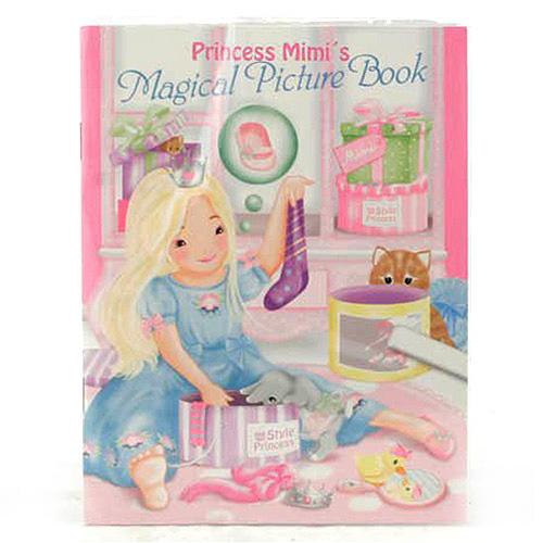 Sešítek s obrázky na setření My Style Princess Sešitek setři své obrázky, My Style Princess