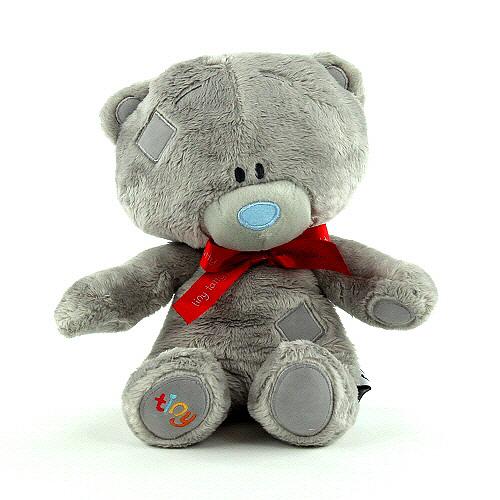 Plyšový medvídek Me to You My First Christmas, 19 cm