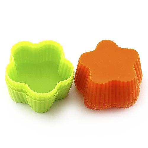 Pečící forma Smart cook silikonová zeleno-oranžová