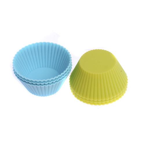 Pečící forma Smart Cook silikonový modrá-zelená