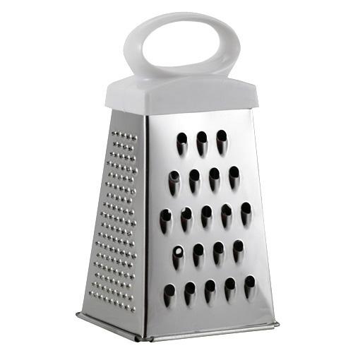 Mini struhadlo Smart Cook nerezové bílá
