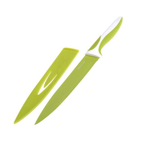 Kuchyňský nůž Smart Cook keramický zelený