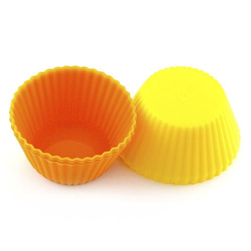 Pečící forma Smart Cook silikonový oranžová-žlutá