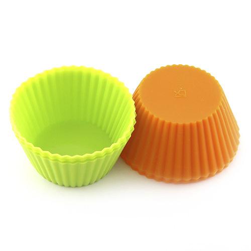 Pečící forma Smart Cook silikonový zelená-oranžová