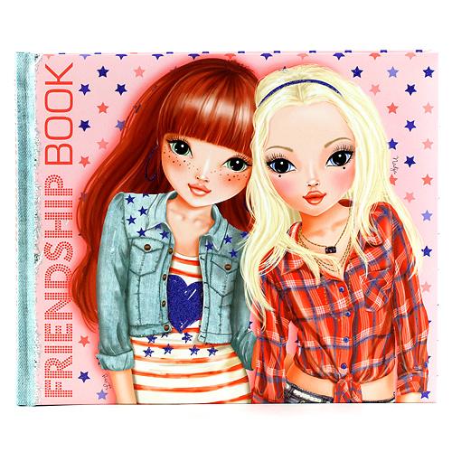 Adresář přátel Top Model Lexy & Nadja