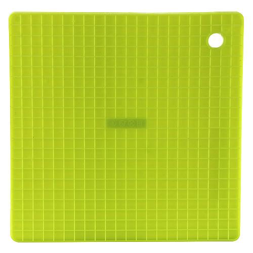 Smart Cook Podložka silikonová zelená 16x16cm