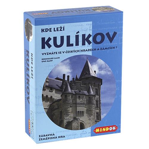 Kde leží Kulíkov? Mindok zábavná zeměpisná hra hrady a zámky