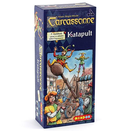 Carcassonne - 7. rozšíření Mindok rozšíření 7 (Katapult)