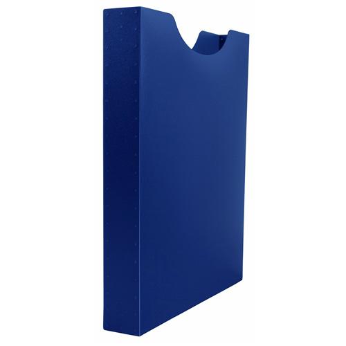 Idena Box na papíry A4 modrý