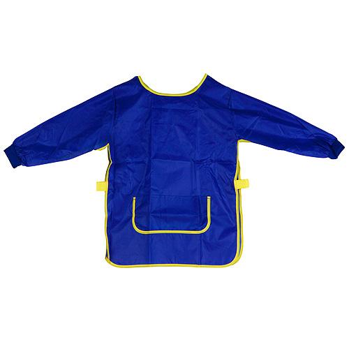 Pracovní zástěra Idena modrá, věk 5-6let