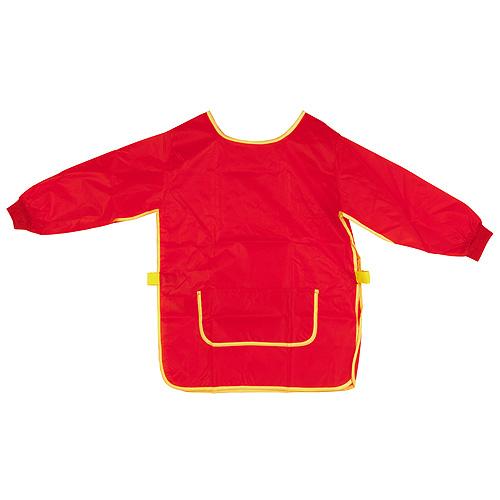 Idena Pracovní zástěra pro děti červená, 9-10let