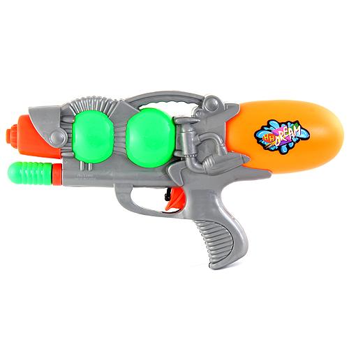 Vodní pistole Idena s čerpadlem šedá