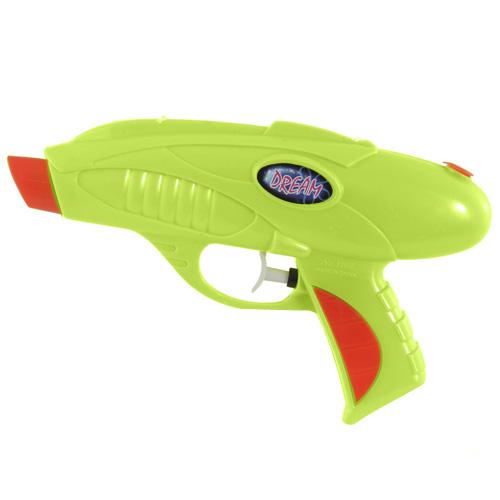 Vodní pistole Idena plastová zelená