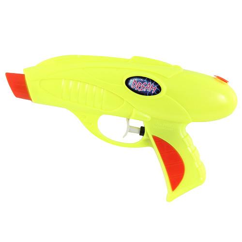 Vodní pistole Idena plastová žlutá