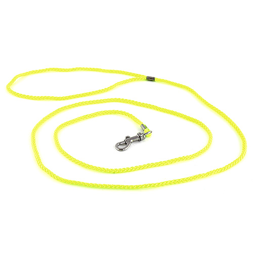 B & F Vodítko lanko 0,3x130cm žluté