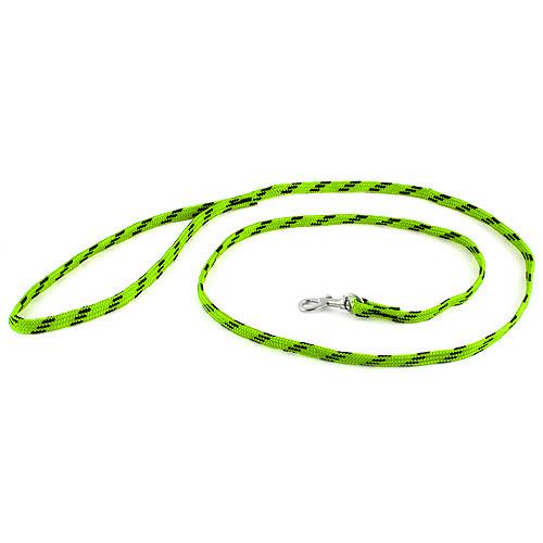 B & F Vodítko nylonové 1,0x130cm zeleno-černé