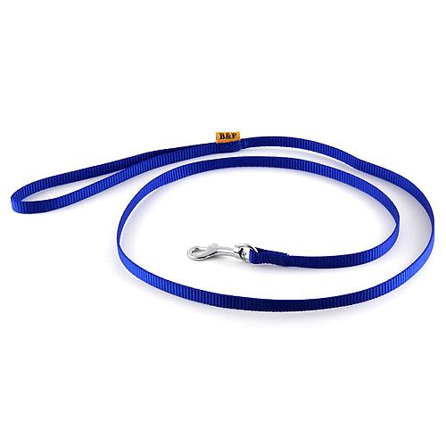 B & F Vodítko popruhové 1,2m 1,0x120cm modré