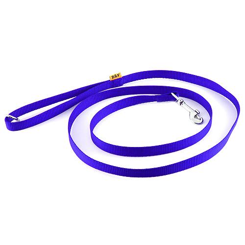 B & F Vodítko popruhové 1,5m 2,5x150cm modré