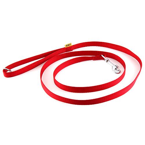 B & F Vodítko popruhové 1,5m 2,0x150cm červené