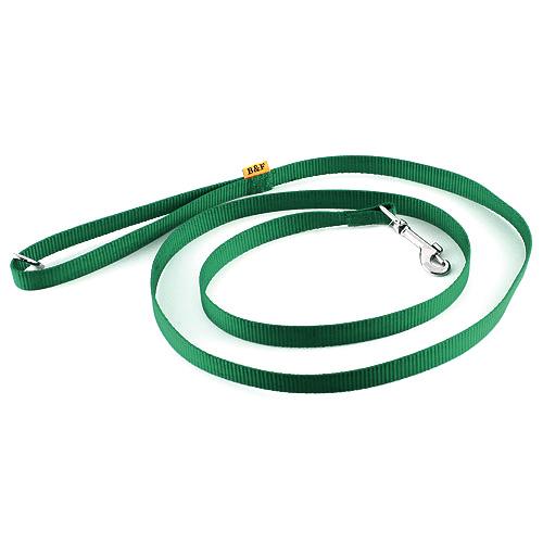 B & F Vodítko popruhové 1,5m 2,0x150cm zelené