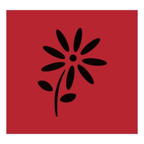 Samolepicí šablona Eulenspiegel Samolepící šablony - Sedmikráska