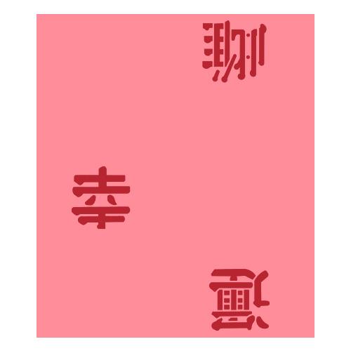 Airbrush šablona Eulenspiegel Airbrush šablony - Čínské znaky II