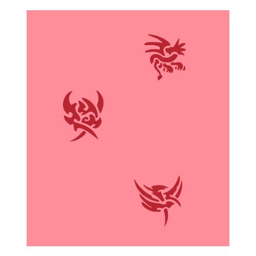 Eulenspiegel Airbrush šablona Airbrush šablony - Mystik