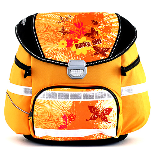 Školní batoh Leasyn Lucky Girl