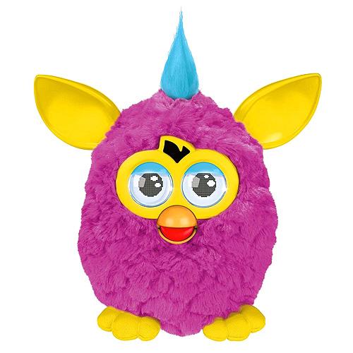 Furby Hasbro interaktivní plyšový kamarád