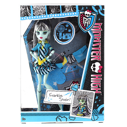 Panenka Monster High Hasbro Frankie Stein